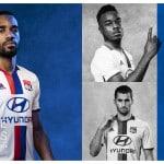 L'Olympique Lyonnais et adidas dévoilent les maillots 2016-2017