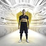 Boca Juniors et Nike dévoilent un nouveau maillot third