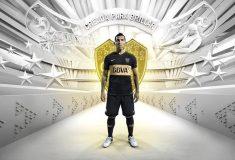 Image de l'article Boca Juniors et Nike dévoilent un nouveau maillot third