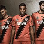 River Plate et adidas dévoilent le maillot third 2016