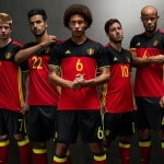 Les crampons des 23 Diables Rouges pour l'Euro 2016