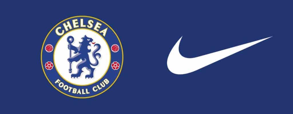 Chelsea adidas nike