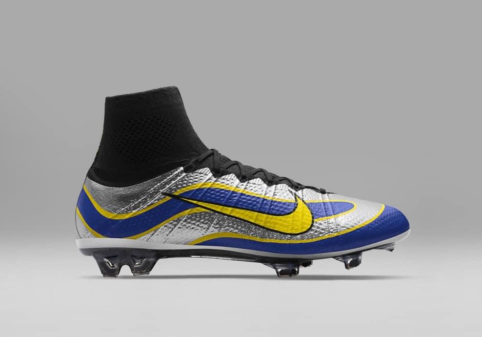 Nike Mercurial Superfly Heritage iD Ronaldo R9 2