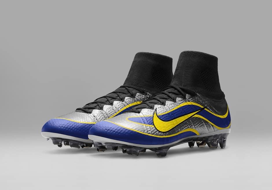 Nike Mercurial Superfly Heritage iD Ronaldo R9