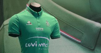 Image de l'article Le Coq Sportif dévoile les maillots 2016-2017 de l'AS Saint-Etienne
