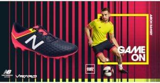 Image de l'article Focus sur les chaussures New Balance « Galaxy » pour l'Euro