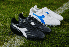 Image de l'article Diadora ressuscite la Brasil OG « made in Italy »