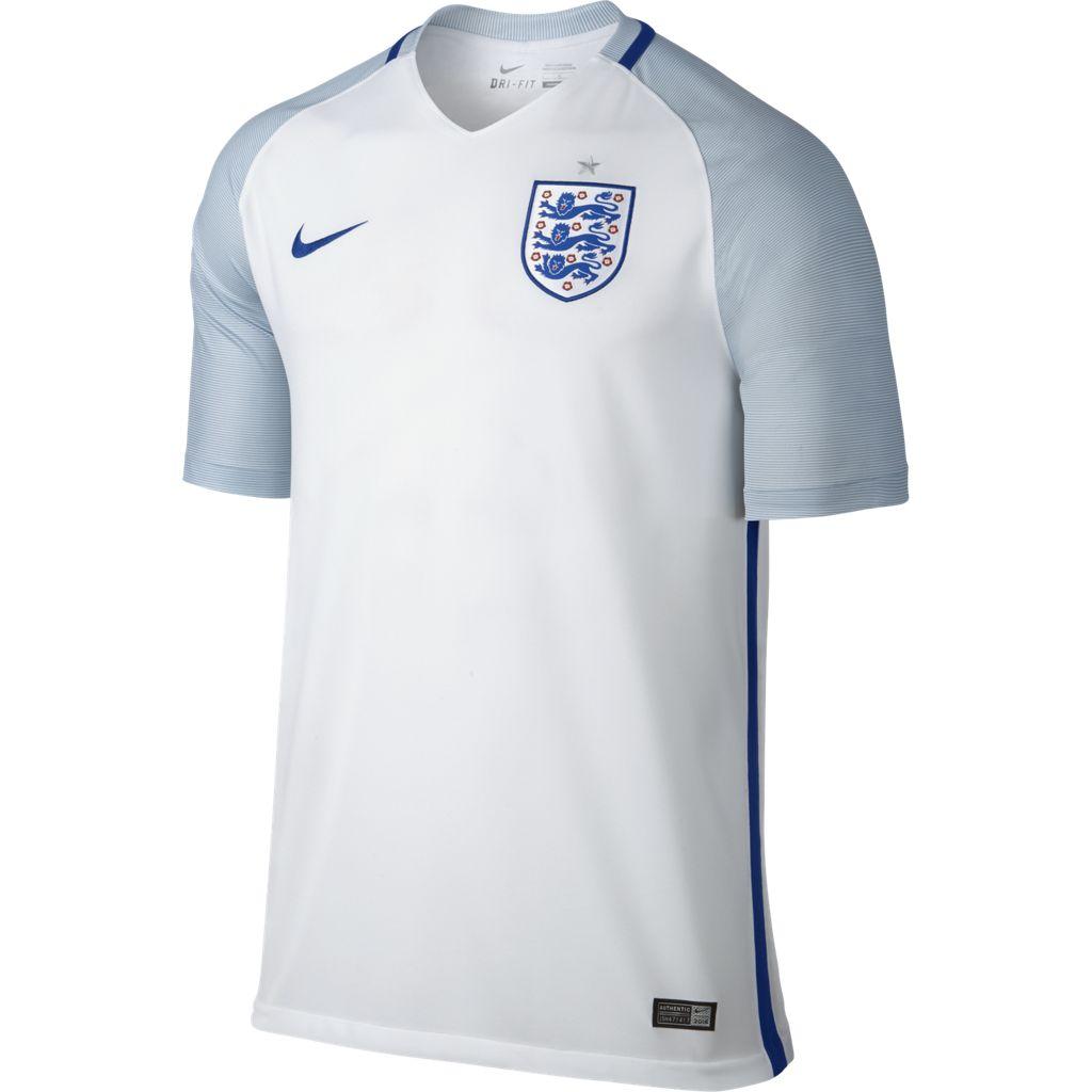 Maillot Domicile Angleterre Euro 2016