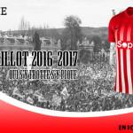 L'AS Nancy Lorraine dévoile ss maillots 2016-2017