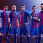 Nike dévoile le maillot 2016-2017 du FC Barcelone