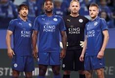 Image de l'article Puma dévoile le maillot domicile 2016-2017 de Leicester