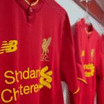 L'histoire des maillots de Liverpool depuis 1892