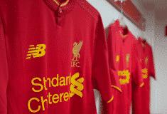 Image de l'article L'histoire des maillots de Liverpool depuis 1892