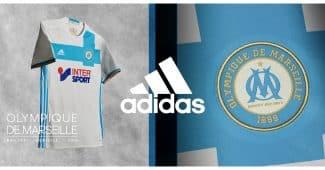 Image de l'article Officiel : adidas ne sera plus l'équipementier de l'Olympique de Marseille