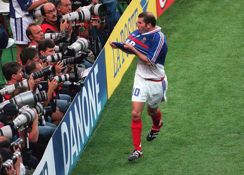 maillot-equipe-de-france-1998-zidane