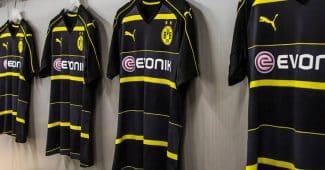 Image de l'article Puma lance les maillots 2016-2017 du Borussia Dortmund