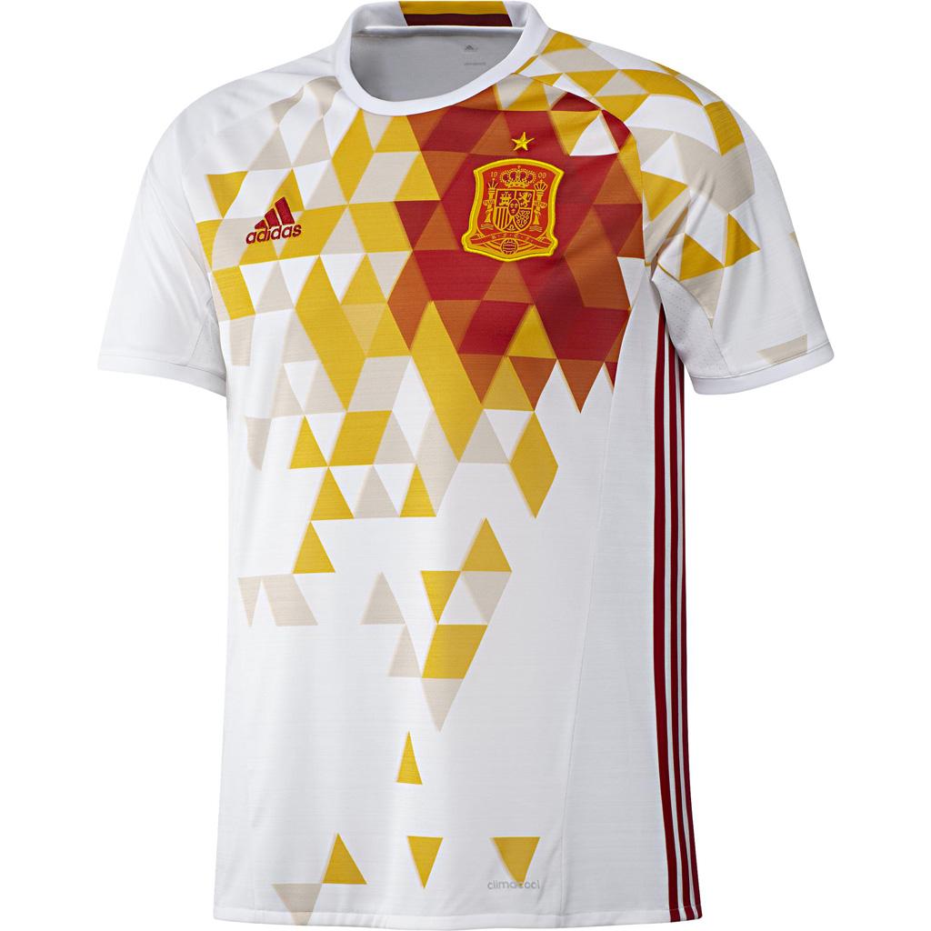 Maillot Extérieur Espagne Euro 2016 ENFANT