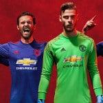 adidas présente le maillot extérieur 2016-2017 de Manchester United