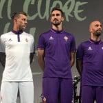 Le Coq Sportif dévoile les maillots 2016-2017 de la Fiorentina