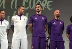Image de l'article Le Coq Sportif dévoile les maillots 2016-2017 de la Fiorentina