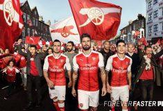 Image de l'article Puma présente le maillot 2016-2017 d'Arsenal