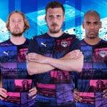 Les Girondins de Bordeaux dévoilent le maillot third 2016-2017