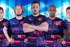 Image de l'article Les Girondins de Bordeaux dévoilent le maillot third 2016-2017