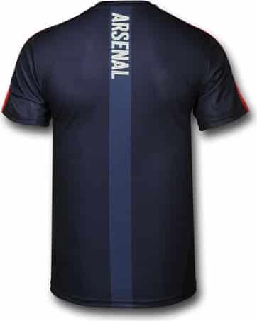 Maillot training Arsenal 2016-2017