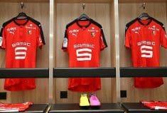 Image de l'article Puma dévoile le maillot domicile 2016-2017 du Stade Rennais