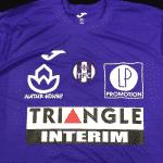 Le maillot du maintien du TFC en Ligue 1 par Joma