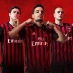 L'AC Milan et adidas dévoilent le maillot domicile 2016-2017