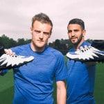 Nike dévoile une paire unique pour le duo Mahrez-Vardy