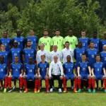 Les équipements de l'équipe de France (Groupe A)
