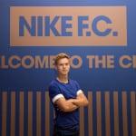 Interview Vincent Koziello : «Je porte la Magista pour faire comme Iniesta»