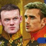 Fabrizio Pupazzaro imagine les footballeurs en chefs de guerre