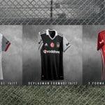 Besiktas dévoile ses maillots adidas pour 2016-2017