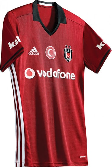 maillot-besiktas-third-2016-2017