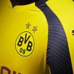 Un nouveau sponsor maillot pour le Borussia Dortmund!