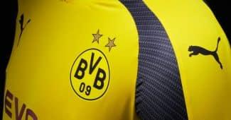 Image de l'article Un nouveau sponsor maillot pour le Borussia Dortmund!