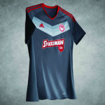 adidas dévoile les maillots 2016-2017 de l'Olympiakos