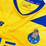 New Balance dévoile les maillots 2016-2017 du FC Porto