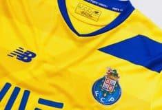 Image de l'article New Balance dévoile les maillots 2016-2017 du FC Porto