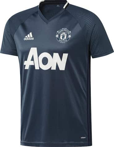 maillot-training-manchester-united-2016-2017