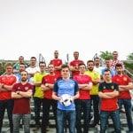 Les maillots de l'Euro 2016 par marque