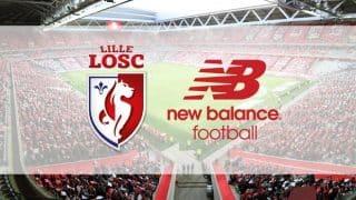 Image de l'article New Balance devient le nouvel équipementier du LOSC