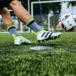 Quels étaient les crampons portés lors de l'Euro 2016 ?