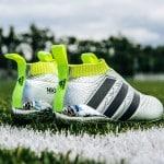 Les chaussures de foot dévoilées par adidas en 2016