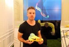 Image de l'article Rencontre avec Phil Woodman, le designer de la Nike Magista 2