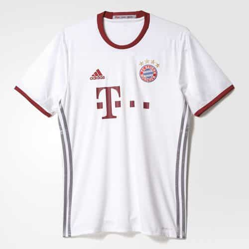 Maillot Bayern Munich Replica adidas 2016 2016 Third