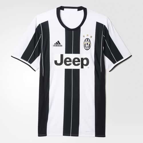 Maillot Juventus Turin Replica adidas 2016 2016 Domicile Home